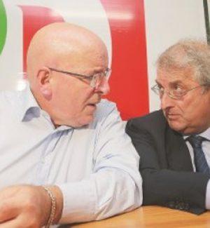 Mario Oliverio ed Ernesto Magorno