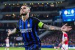 Schiarita tra Icardi e l'Inter, l'attaccante tornerà ad allenarsi con i compagni