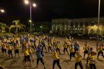 "Messina, 150 ragazzi per lo ""Street Workout"" notturno"