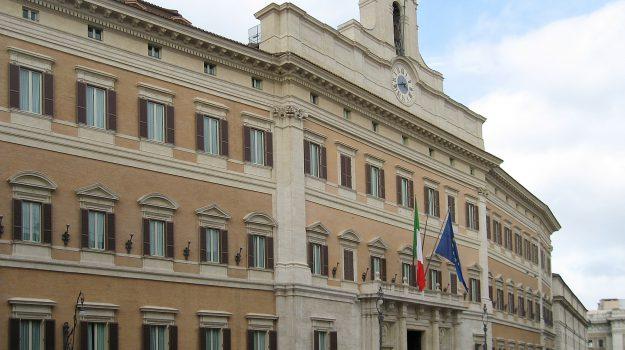 applausi per Lucano a Montecitorio, Reggio, Calabria, Archivio