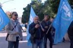 """Protesta a Palermo contro le aggressioni nelle carceri: """"Diciamo basta"""""""
