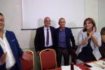 Cisl Calabria, Tonino Russo nuovo segretario regionale