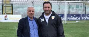 Pietro Sciotto e Oberdan Biagioni