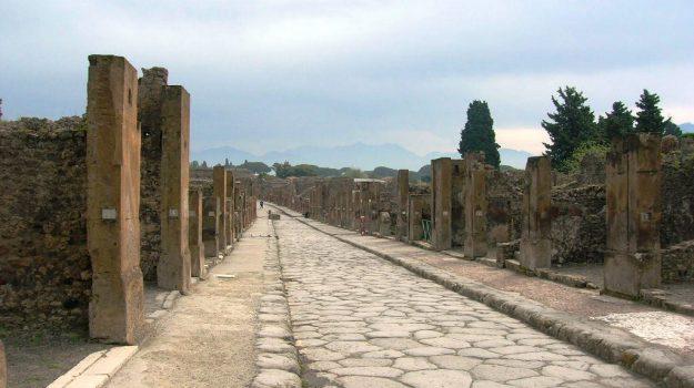 eruzione, pompei, Sicilia, Cultura