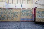 Emergenza scuola ad Aieta, i genitori protestano per il diritto allo studio