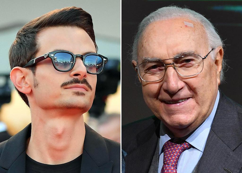 Risultati immagini per Sanremo Giovani, è ufficiale: Pippo Baudo e Fabio Rovazzi alla conduzione FOTO
