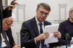 Raffaele cantone lascia l'Autorità anticorruzione