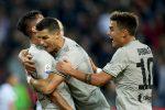 Ottovolante Juventus, l'Udinese si inchina a Bentancur e Ronaldo
