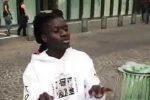 Balla in strada sulle note di Moonwalk: con 5 milioni di clic diventa star su Instagram
