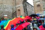 """In 25mila per la Marcia della Pace """"Perugia-Assisi"""""""
