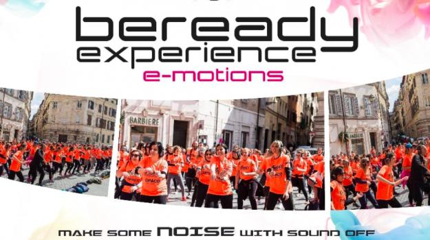 BeReady Experience, fitness cosenza, Street Workout Italia, Federica Tomasi, GaetanoCairo, Maria Gilda Piovaccari, Cosenza, Calabria, Sport