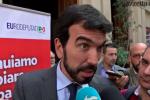 """Martina a Palermo: """"Questo governo è irresponsabile, a rischio i nostri risparmi"""""""