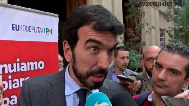 pd, Maurizio Martina, Sicilia, Politica