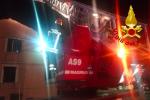 Esplosione in un appartamento di Genzano, due feriti gravi e 12 famiglie evacuate