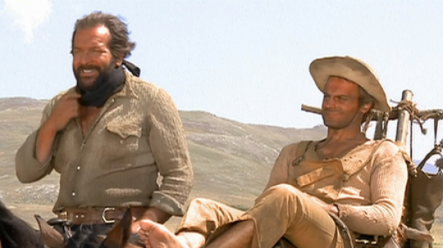 terence hill premio carriera, Bud Spencer, Terence Hill, Sicilia, Cultura