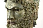"""Archeologia, la """"Testa di Porticello"""" torna al museo nazionale di Reggio Calabria"""