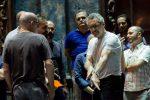 John Turturro a Palermo debutta con Rigoletto: le foto delle prove al teatro Massimo