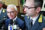 Il procuratore aggiunto, Vincenzo Capomolla