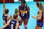 Mondiale di volley, le azzurre continuano a vincere: 3-0 all'Azerbaigian