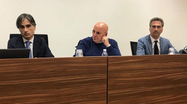 calabria, Meeting 2018 Deutscher Reiseverband, turismo calabria, Antonio Tramontana, Giuseppe Falcomatà, Mario Oliverio, Calabria, Economia