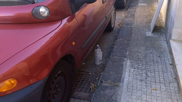intimidazione Torregrotta, Messina, Sicilia, Cronaca