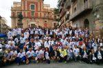 """""""Corri con Me"""", a Caltanissetta oltre 300 persone per la Maratona delle persone Down"""