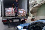"""Milazzo, surgelati """"alterati"""": la Polstrada sequestra 4mila confezioni"""