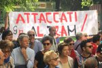 Sit-in contro l'abolizione del tram a Messina, oltre 200 persone a piazza Cairoli
