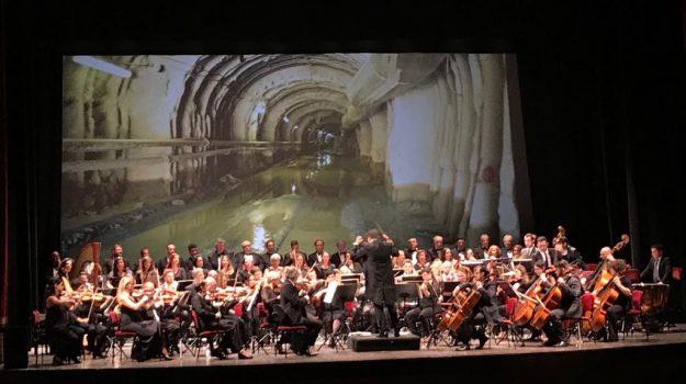 acqua Reggio, menta teatro cilea, reggio, teatro cilea reggio, Giuseppe Falcomatà, Reggio, Calabria, Cultura
