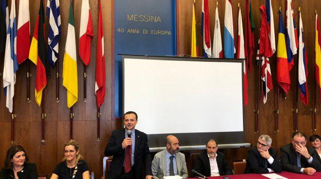 messina, presentazione Salva Messina, salva messina, sindacati Salva Messina, Messina, Sicilia, Politica