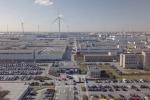 Volvo, pannelli solari per alimentare impianto di Ghent