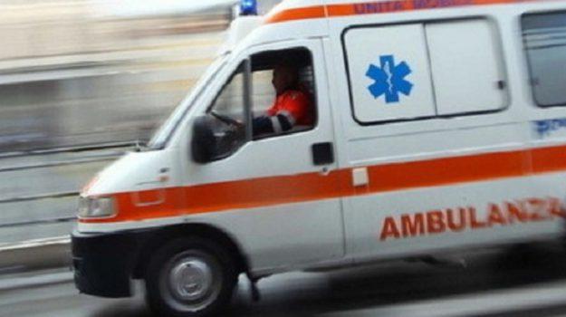 118, ambulanza, reggio calabria, Mimmo Gangemi, Reggio, Calabria, Cronaca