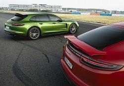 Porsche allarga famiglia Panamera con due nuove GTS