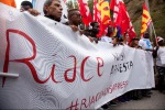 Riace: in centinaia al sit in di solidarietà a Reggio Calabria