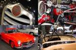 Auto e Moto d'Epoca,a Padova anche la Jaguar di Anita Ekberg