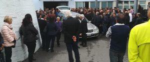 La morte dell'imprenditore Marrelli, camera ardente nella sua clinica a Crotone