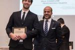 Vino: Davide Dargenio miglior sommelier Aspi 2018