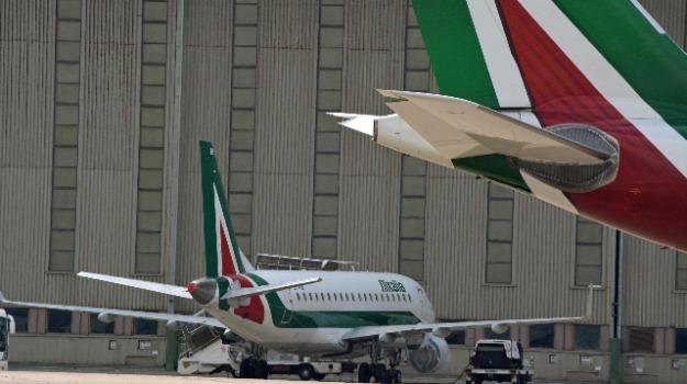 alitalia, mobilitazione Alitalia, sciopero alitalia, sindacati Alitalia, Sicilia, Economia