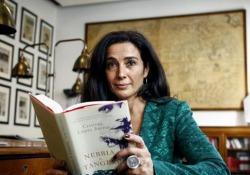 Cristina López Barrio: «La mia Tangeri, città magica di amori, ma anche di una trama noir» La finalista del premio Planeta 2017 parla del suo nuovo romanzo «Nebbia a Tangeri» (Dea Planeta) - Corriere Tv