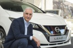 Nissan sale in cattedra, lezione su mobilità intelligente