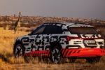 Prova estrema in #Namibia per suv #elettrico #Audi e-Tron. Prestazioni fuori dall'ordinario anche in off-road, sulla sabbia e sui percosi da safari