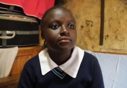 Dante in Kenya. Michelle è tra gli attori-ragazzi della «Divina Commedia» nella baraccopoli di Nairobi In scena lo spettacolo con 140 giovanissimi di Nairobi - CorriereTV