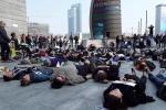 Flash mob a Milano, più attenzione a cancro al seno
