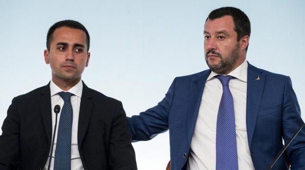 """di maio e salvini: """"i campi rom vanno chiusi entro la fine del mandato"""" ."""