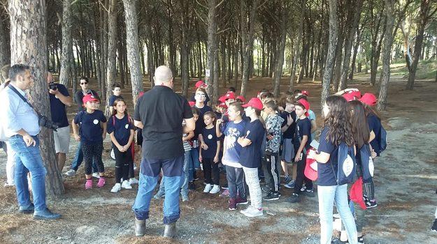 catanzaro, Dune di Giovino, Fuori scuola fuori dalle aule, giovino, Catanzaro, Calabria, Cultura
