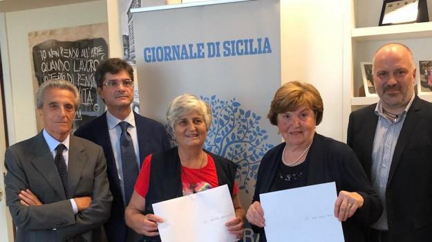 beneficenza gd show, Anna Alonso, aurora mangano, Sicilia, GDS SHOW