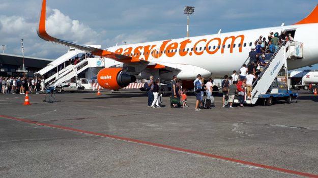 aeroporto catania, Sicilia, Economia