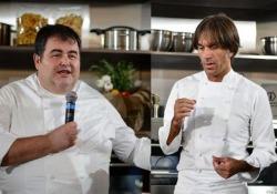Esposito e Oldani, la cucina italiana fra tradizione e recupero