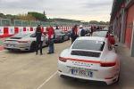 Con My Porsche in pista a Imola con le Carrera 911 4 GTS