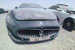 Ferrari, Lambo, Maserati: il cimitero delle auto di lusso di Dubai